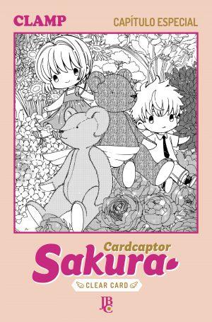capa de Cardcaptor Sakura - Clear Card Arc Capítulo Especial