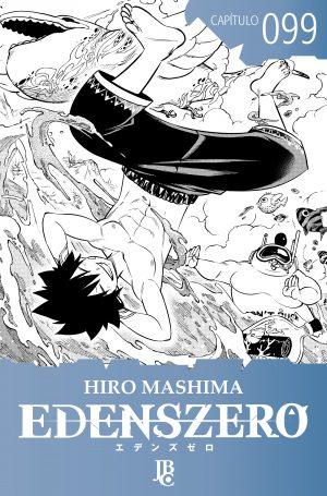 capa de Edens Zero Capítulo #099
