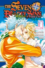 capa de The Seven Deadly Sins - Seven Days: Thief and the Holy Girl #02