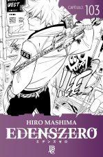 capa de Edens Zero Capítulo #103