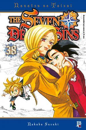 capa de The Seven Deadly Sins #38