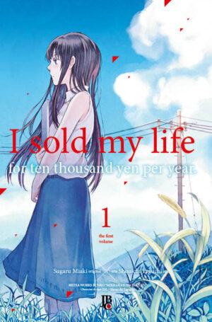 capa de I Sold My Life For Ten Thousand Yen Per Year #01