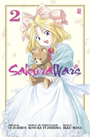 capa de Sakura Wars Trig #02