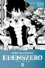 capa de Edens Zero Capítulo #109