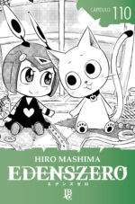 capa de Edens Zero Capítulo #110