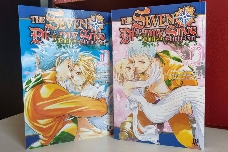 The Seven Deadly Sins - Seven Days: Thief and the Holy Girl onde comprar
