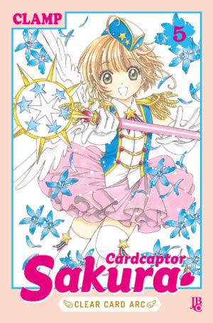 capa de Cardcaptor Sakura Clear Card Arc #05