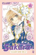 capa de Cardcaptor Sakura Clear Card Arc #06