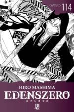 capa de Edens Zero Capítulo #114