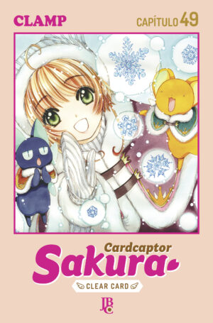 capa de Cardcaptor Sakura - Clear Card Arc Capítulo #049
