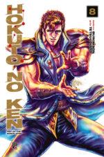capa de Hokuto no Ken #08