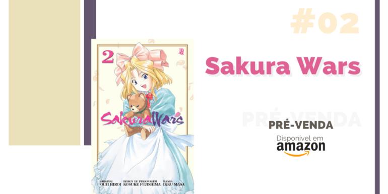 Sakura Wars 02 pre venda