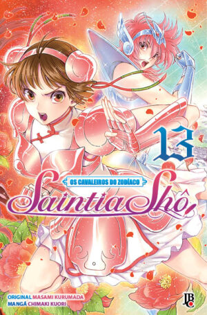 capa de Saintia Shô #13