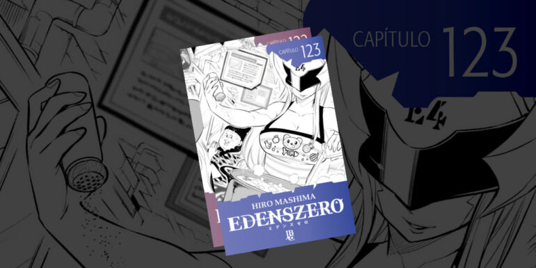 Edens Zero capitulo 123