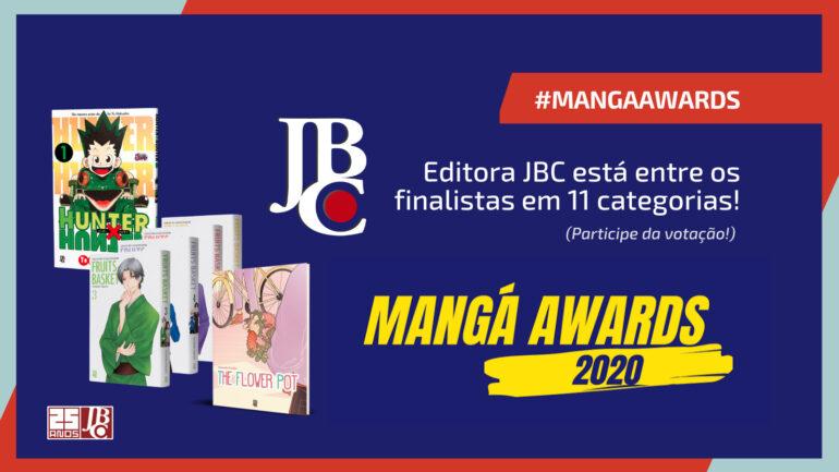 mangá awards 2020