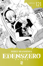 capa de Edens Zero Capítulo #121