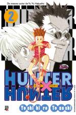 capa de Hunter X Hunter #02