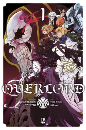 capa de Overlord #01