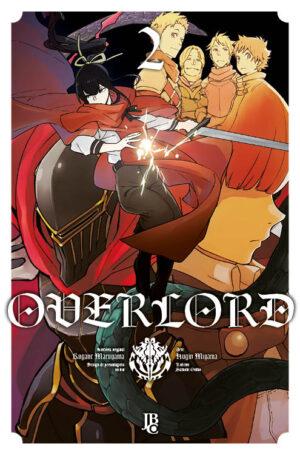 capa de Overlord #02