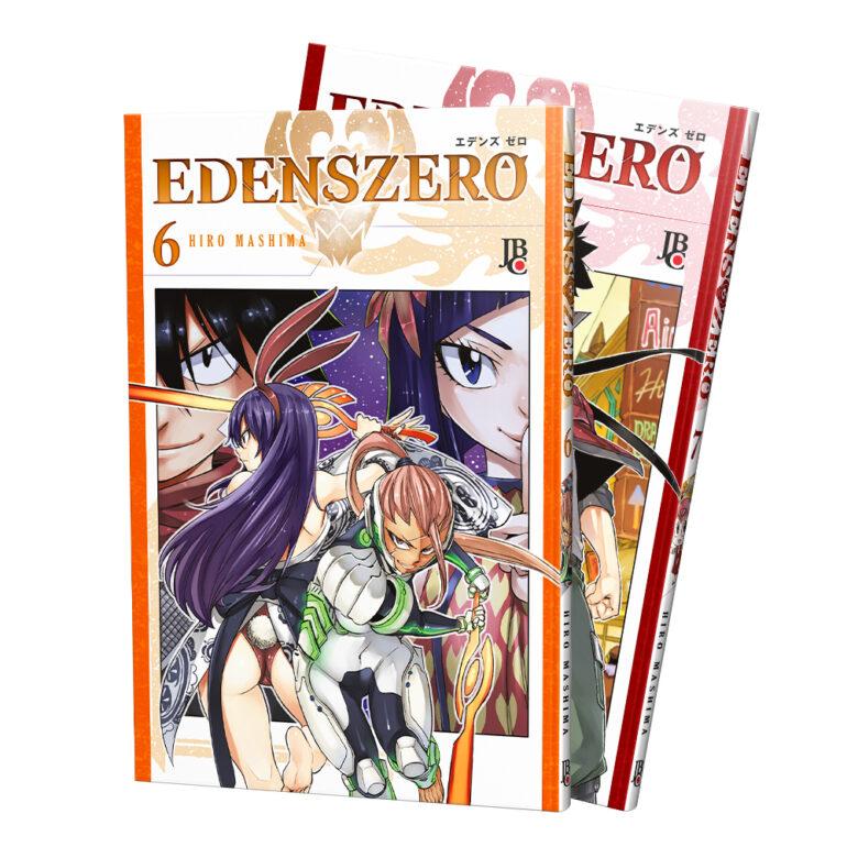 Edens Zero - Pré-venda