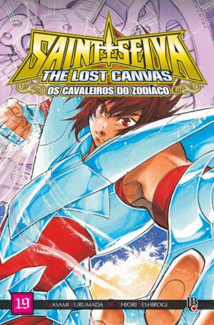 capa de CDZ The Lost Canvas ESP. #19