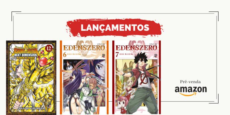 Next Dimension 12 Edens Zero 06 e 07