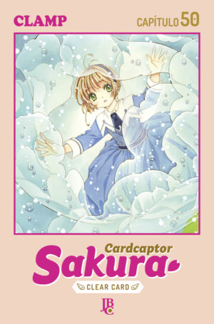 capa de Cardcaptor Sakura - Clear Card Arc Capítulo #050