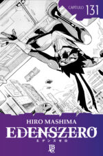 capa de Edens Zero Capítulo #131