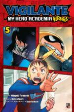 capa de Vigilante: My Hero Academia Illegals #05