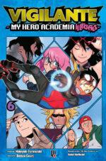 capa de Vigilante: My Hero Academia Illegals #06