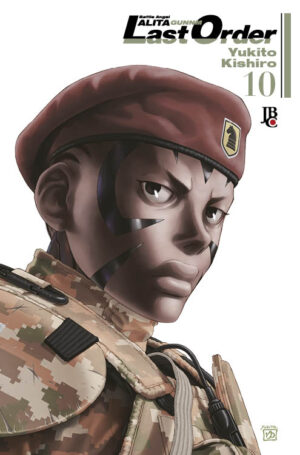 capa de Battle Angel Alita – Last Order #10