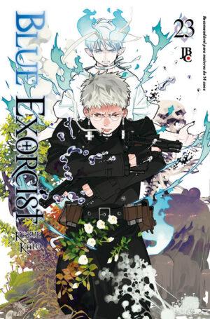 capa de Blue Exorcist #23