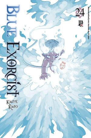 capa de Blue Exorcist #24