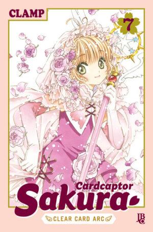 capa de Cardcaptor Sakura Clear Card Arc #07