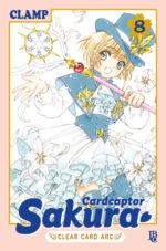 capa de Cardcaptor Sakura Clear Card Arc