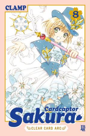 capa de Cardcaptor Sakura Clear Card Arc #08