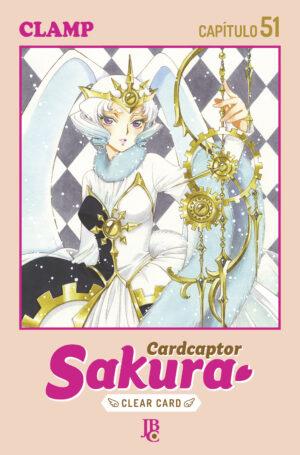 capa de Cardcaptor Sakura - Clear Card Arc Capítulo #051