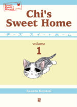 capa de Chi's Sweet Home #01
