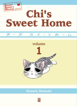capa de Chi's Sweet Home #01