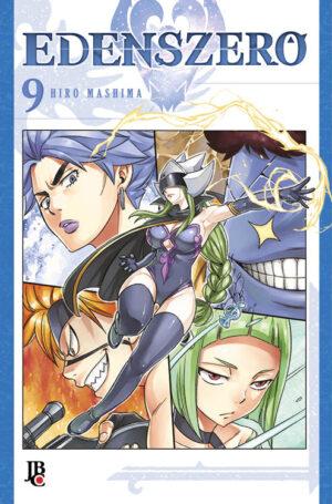 capa de Edens Zero #09