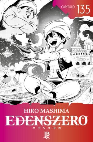 capa de Edens Zero Capítulo #135