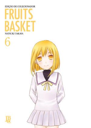 capa de Fruits Basket Edição de Colecionador #06