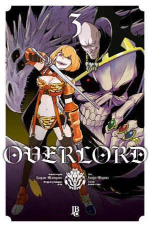 capa de Overlord #03