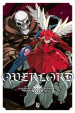 capa de Overlord #04