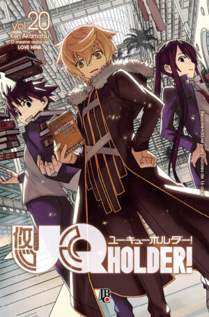capa de UQ Holder! #20
