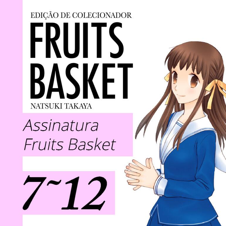 Fruits Basket - Edição de Colecionador [7~12] - PRÉ-VENDA
