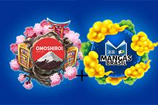 Mangás Brasil + Omoshiroi + JBC Festa
