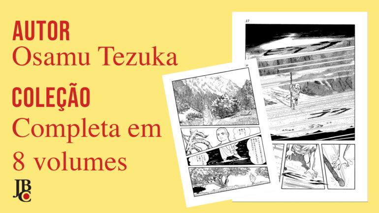 buda Osamu Tezuka mangá