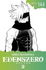 capa de Edens Zero Capítulo #144