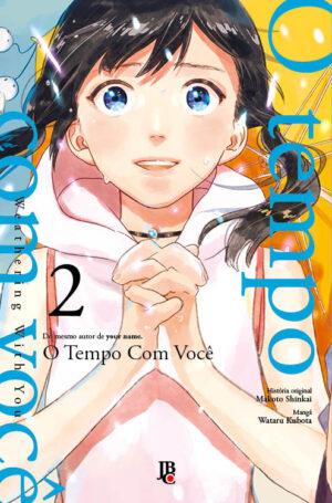 capa de O Tempo com Você #02